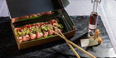 In Linz gibt's jetzt Sashimi und Sushi im Alpen-Style