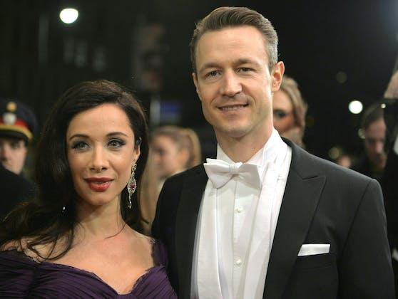 Gernot Blümel und Lebensgefährtin Clivia Treidl erwarten im Herbst ihr zweites gemeinsames Kind.