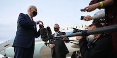 US-Präsident Biden will nach Amok strenges Waffengesetz