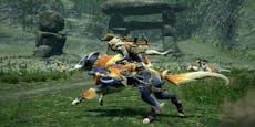 """Monster Hunter Rise"" im Test: Gigantische Jagd"