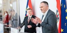 Doskozil fordert von Kanzler Kurz Zahl für Lockerungen