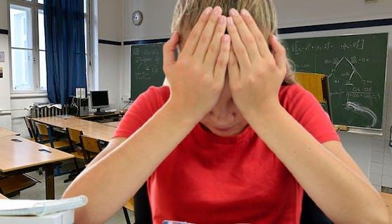 Schule in der Pandemie ist alles andere als einfach. (Symbolfoto)