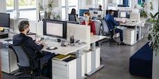 FFP2-Maskenpflicht im Büro in Ost-Regionen fix