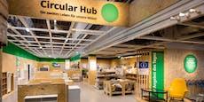 Ikea kauft jetzt deine alten Möbelstücke zurück