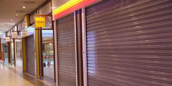 Geschäfte in Wien, Niederösterreich und dem Burgenland sollen über Ostern geschlossen werden.