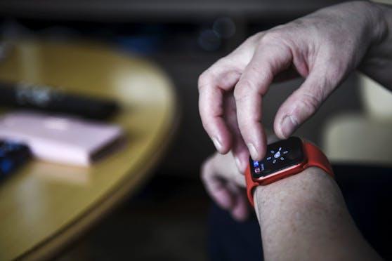 Smartwatch. (Symbolbild)