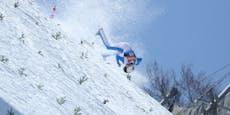 Tande nach schwerem Sturz beim Skifliegen bewusstlos
