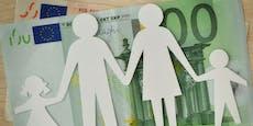 Für diese Familien gibt es jetzt einen 200-Euro-Bonus