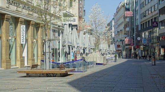 Ist die Kärntnerstraße wohl schon bald wieder leer?