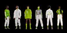 Neue Modelinie der Wiener Linien leuchtet in Neon