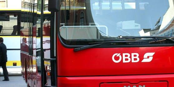 Der Infizierte fuhr mit einem Bus der ÖBB am Dienstagvormittag von Graz nach Klagenfurt. Symbolbild.