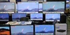 Nordkorea feuert zwei ballistische Raketen ab