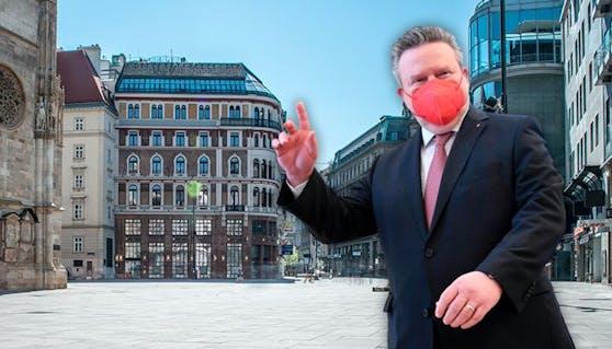 Wiens Bürgermeister Michael Ludwig entscheidet wissenschaftsbasiert.