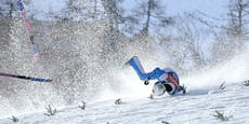 So geht es Skisprung-Star nach schwerem Sturz