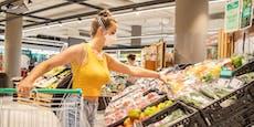 Zutrittstests bald auch für den Supermarkt-Einkauf?