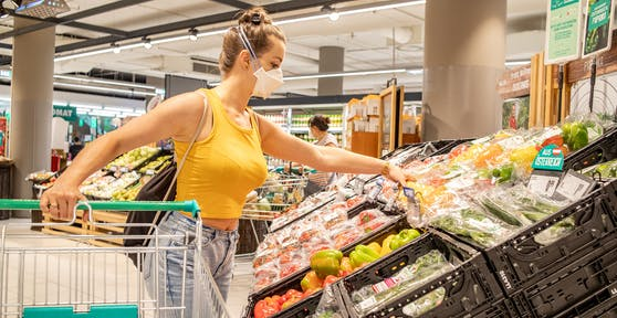 Zutrittstests werden jetzt auch für die Supermärkte verlangt.