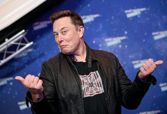 Tesla-Gründer Elon Musk greift mit seinem Unternehmen Space-X auch nach den Sternen