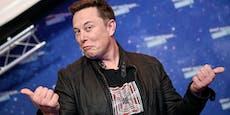Tesla und Elon Musk freuen sich über Rekordgewinn
