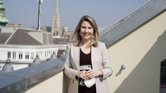 Ministerin Susanne Raab (VP)