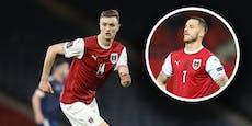 Schnappt Kalajdzic ÖFB-Star Arnautovic den Platz weg?