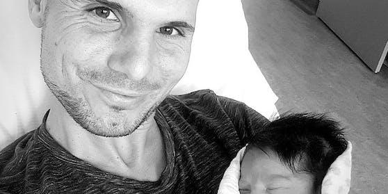 "Daniel Müller alias ""Daniel Düsenflitz"" ist zum zweiten Mal Papa geworden."