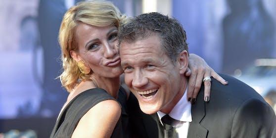 Armin Assinger und seine Sandra - jetzt wurde geheiratet!