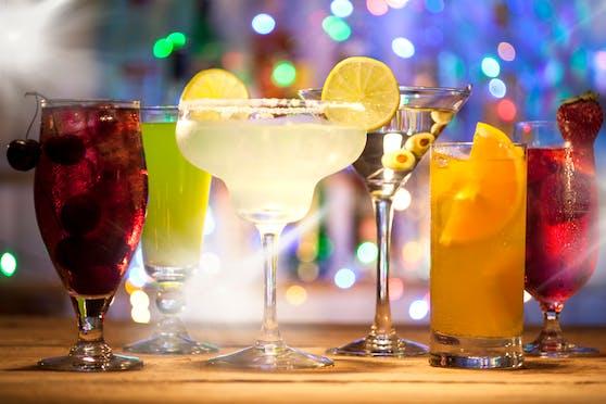Nicht jeder Cocktail hat am nächsten Tag gleiche Wirkung.