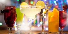 Diese Cocktails sorgen für die schlimmsten Hangover
