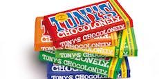 Tony's will 100 % sklavenfrei produzierte Schokolade