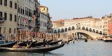 Italien limitiert Schiffsverkehr in Venedig