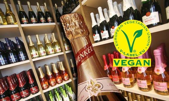"""Das gesamte Henkell-Sortiment ist ab sofort mit dem """"V-Label"""" zertifiziert."""