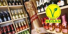 Erster veganer Schaumweinhersteller in Österreich