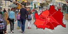 Bekommen 6 Hotspot-Bezirke in Wien schärfere Regeln?