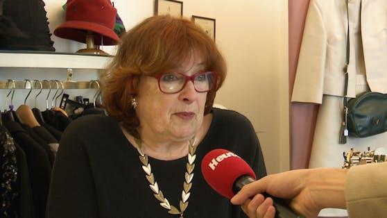 Ingrid Raab, Inhaberin von FLO Vintage