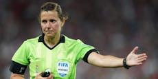 Referee-Premiere für ÖFB-Team in der WM-Qualifikation