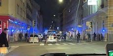 Wiener Alko-Lenker crasht in drei Fahrzeuge