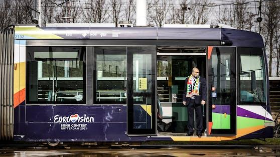 In Rotterdam bereitet man sich auf den Eurovision Song Contest 2021 vor. Ein Land darf aber nicht mit einsteigen.
