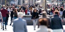 Aktive Corona-Fälle in Wien sinken immer weiter