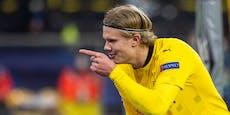 So viel verlangt Dortmund für einen Haaland-Transfer