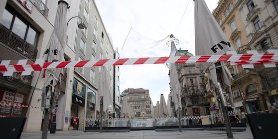 In Wien gilt von 1. bis 11. April ein weiterer Lockdown. Eine erneute Verlängerung kann nicht ausgeschlossen werden.