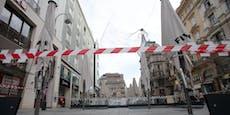 Nächste Woche Inzidenz 400 – wird Wien abgeriegelt?