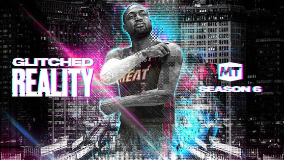 "Glitched Reality: ""NBA 2K21"" MyTEAM Season 6 beginnt."