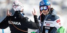 Weltcup-Siegerin Vlhova feuert Trainer nach Eklat