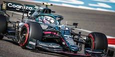 Vettel kassiert erste Strafe vor dem ersten Rennen
