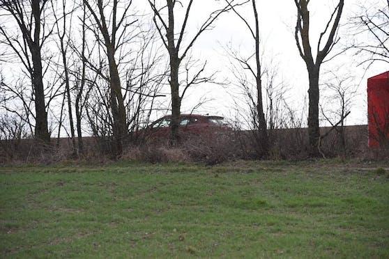Mordalarm im Bezirk Mistelbach: Ermittler vor Ort