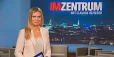 Mit diesem Gruß überraschte ORF-Moderatorin live im TV
