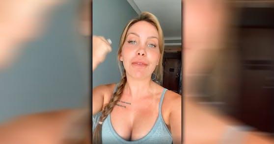 Tara zeigt sich auf Instagram sehr erbost.