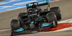 Hamilton siegt in Bahrain – enger Kampf mit Verstappen