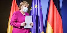 Angela Merkel warnt Länder-Chefs vor weiteren Maßnahmen