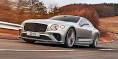 Premiere für den stärksten Bentley Continental GT